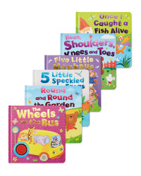 Kids Sound Books 6 Pack