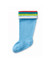 Crane Kids Stripe Fleece Welly Socks