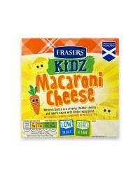 Kidz Macaroni Cheese
