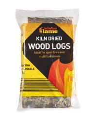 FSC Kiln Dried Hardwood Logs 6.5KG