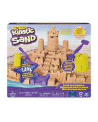 Kinetic Beach Sand Kingdom