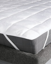 King Plush Mattress Topper