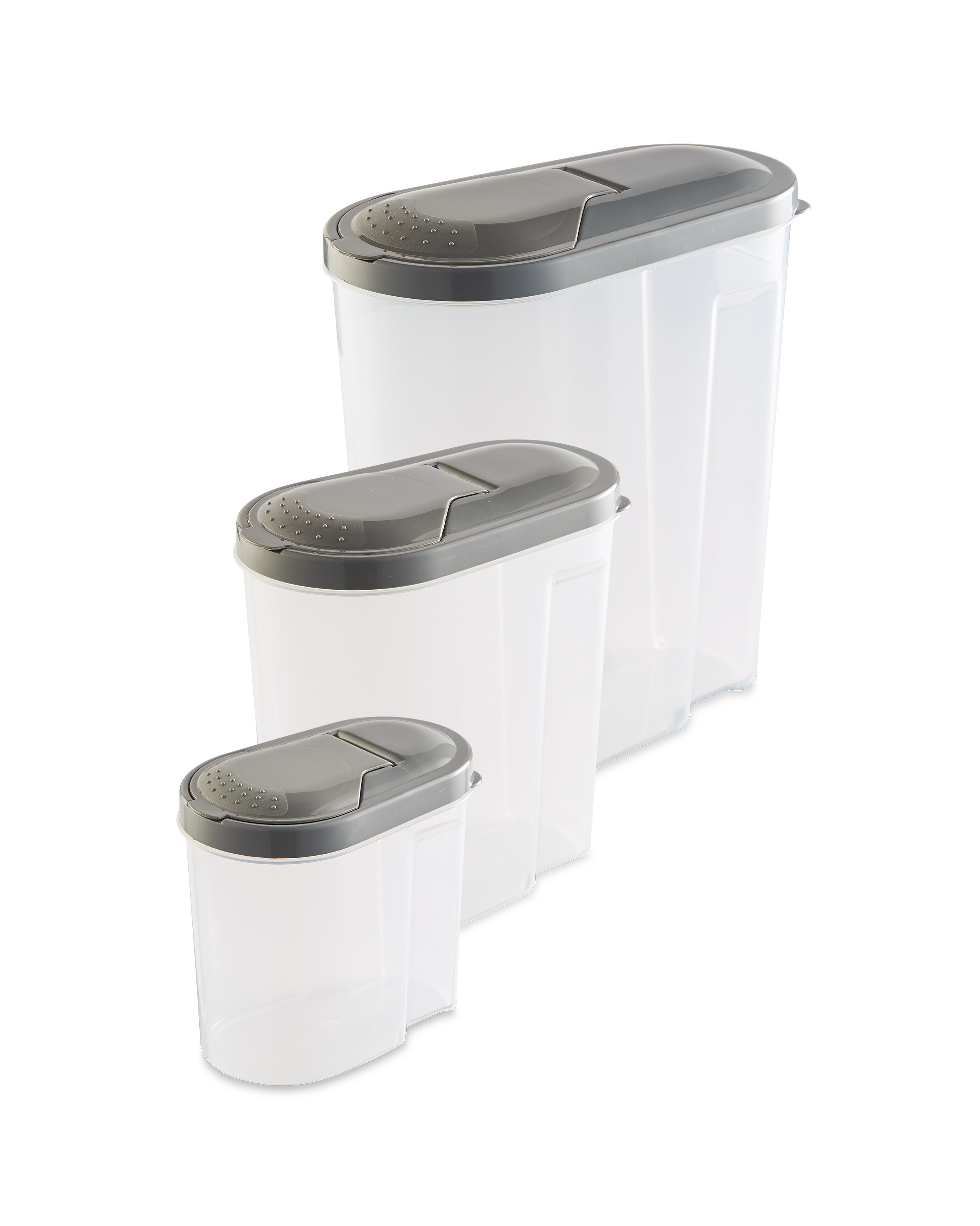 Kirkton House Cereal Containers 3 Pk