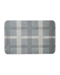 Kirkton House Check Washable Mat