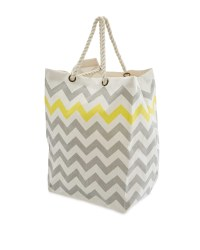 Kirkton House Chevron Laundry Bag