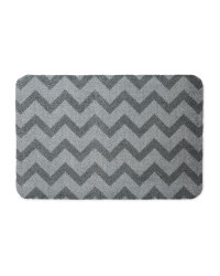 Kirkton House Chevron Washable Mat