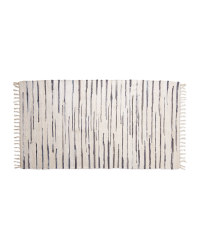 Kirkton House Striped Chindi Rug