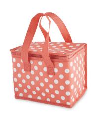 Kirkton House Coral Spots Lunch Bag