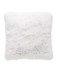 Kirkton House Cosy Cushion - Silver