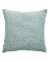 Kirkton House Bouclé Cushion 2 Pack - Light Green