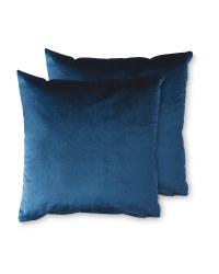Kirkton House Cushions 2 Pack - Blue