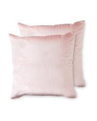 Kirkton House Cushions 2 Pack - Pink