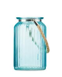 Kirkton House Decorative Lantern - Teal