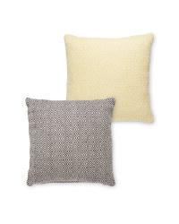 Kirkton House Diamonds Cushion