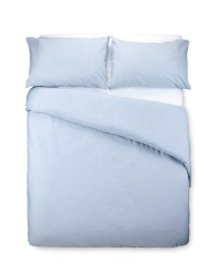 Kirkton House Double Duvet Set - Blue