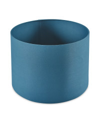 Kirkton House Easy Fit Fabric Shade - Teal