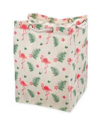 Kirkton House Flamingo Laundry Bag