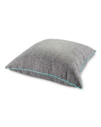 Kirkton House Floor Cushion - Aqua