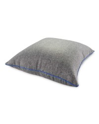 Kirkton House Floor Cushion - Navy