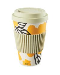 Kirkton House Flower Travel Mug
