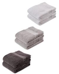 Kirkton Luxury 2 Pack Hand Towel