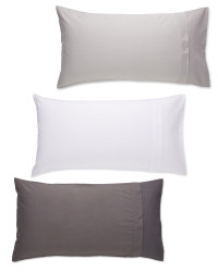 Kirkton House King Waffle Pillowcase