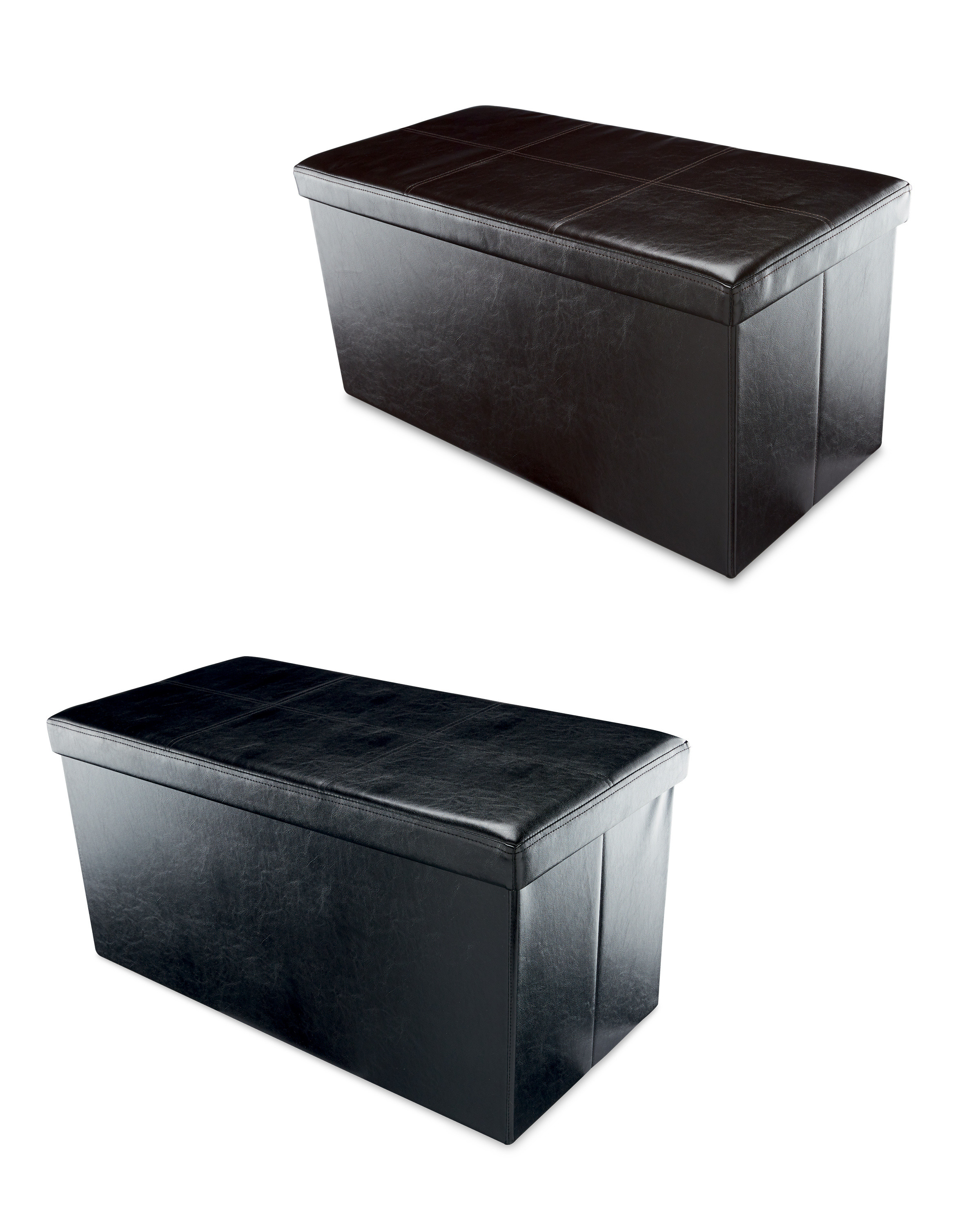 Storage Solutions Large Pouffe