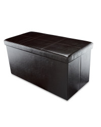 Storage Solutions Large Pouffe - Brown