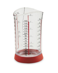 Kirkton House Measuring Cup - Red