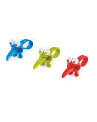 Kirkton House Monster Bag Clips