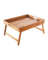 Kirkton House Oak Bed Tray