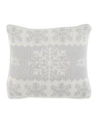 Kirkton House Oslo Knitted Cushion