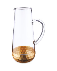 Kirkton House Pitcher - Gold
