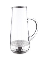 Kirkton House Pitcher - Silver