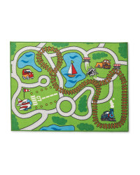 Kirkton House Race Track Play Mat