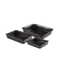 Kirkton House Roasting Trays 3 Pack