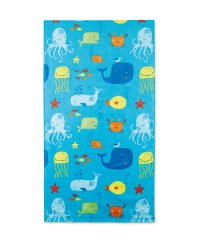 Kirkton House Kid's Sea Pool Towel