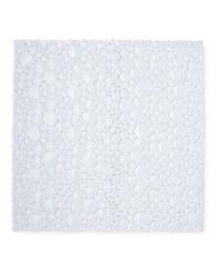 Kirkton House Shower Suction Mat - White