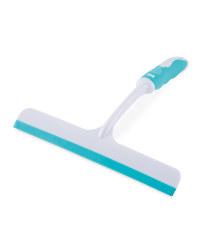 Kirkton House Shower Wiper - Blue