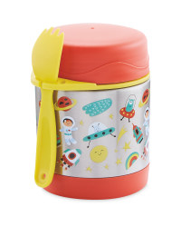 Kirkton House Space Food Flask