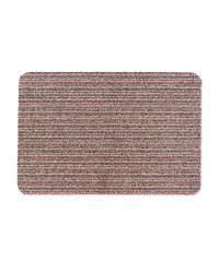 Kirkton House Stripe Dirt Buster Mat - Red