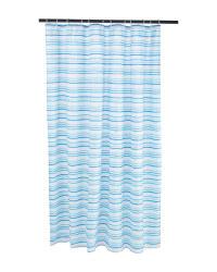 Kirkton House Stripe Shower Curtain