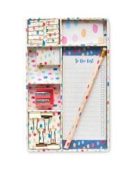 Kirkton House Stripe Stationery Set