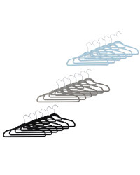 Kirkton House Velvet Hangers 6-Pack