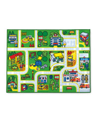 Kirkton House Village Play Mat