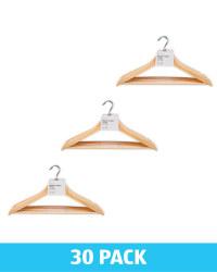 Kirkton House Wooden Hangers