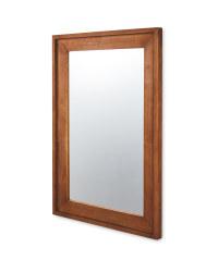Kirkton House Wooden Mirror