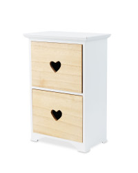 Kirkton House Wooden Set of Drawers