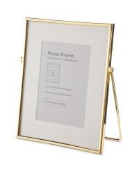 Kirkton House Photo Frame - Gold