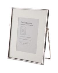 Kirkton House Photo Frame - Silver